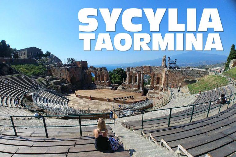 Sycylia Taormina blog podróżniczy