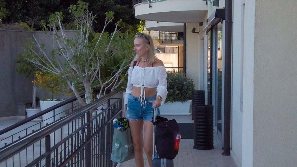 Sycylia hotel na obrzeżach Katanii