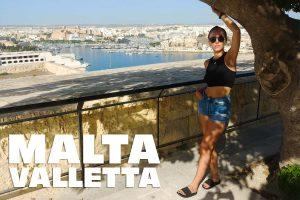 Podróże w czasach pandemii 2020 Malta Valletta