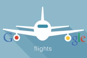 Porównywarka cen lotów Google Loty