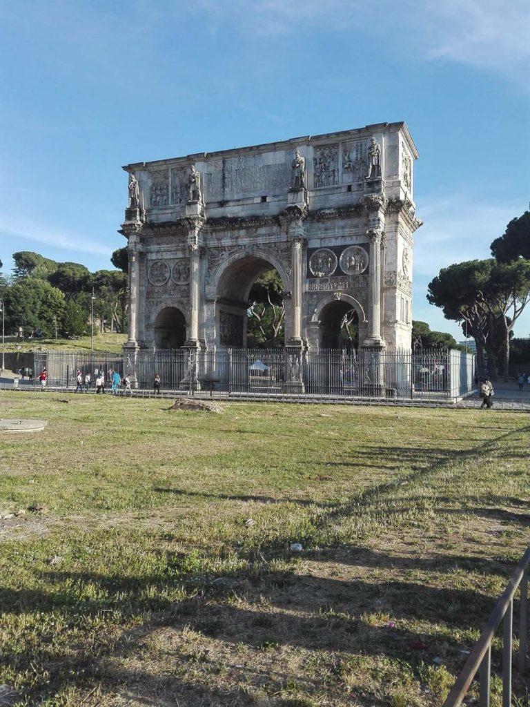 city break Rzym blog podróżniczy