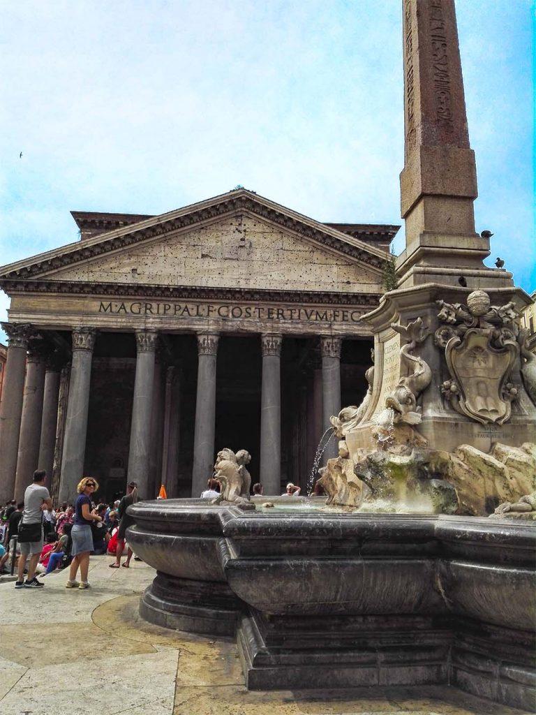 Zwiedzanie Rzymu na weekendowy city break