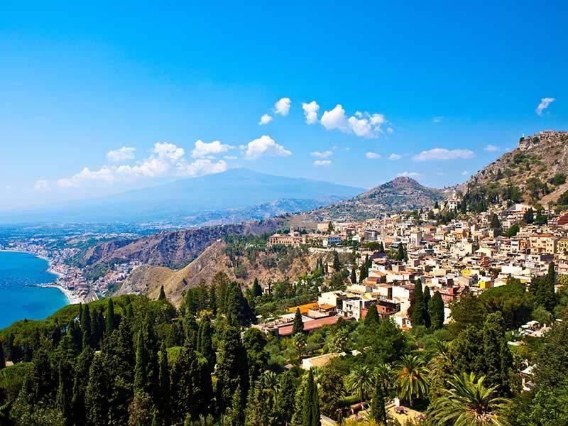 Sycylia na własną rękę Taormina blog podróżniczy
