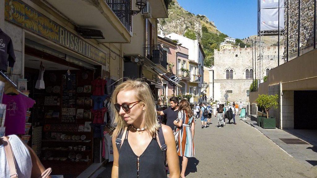 Taormina Sycylia co warto zwiedzić