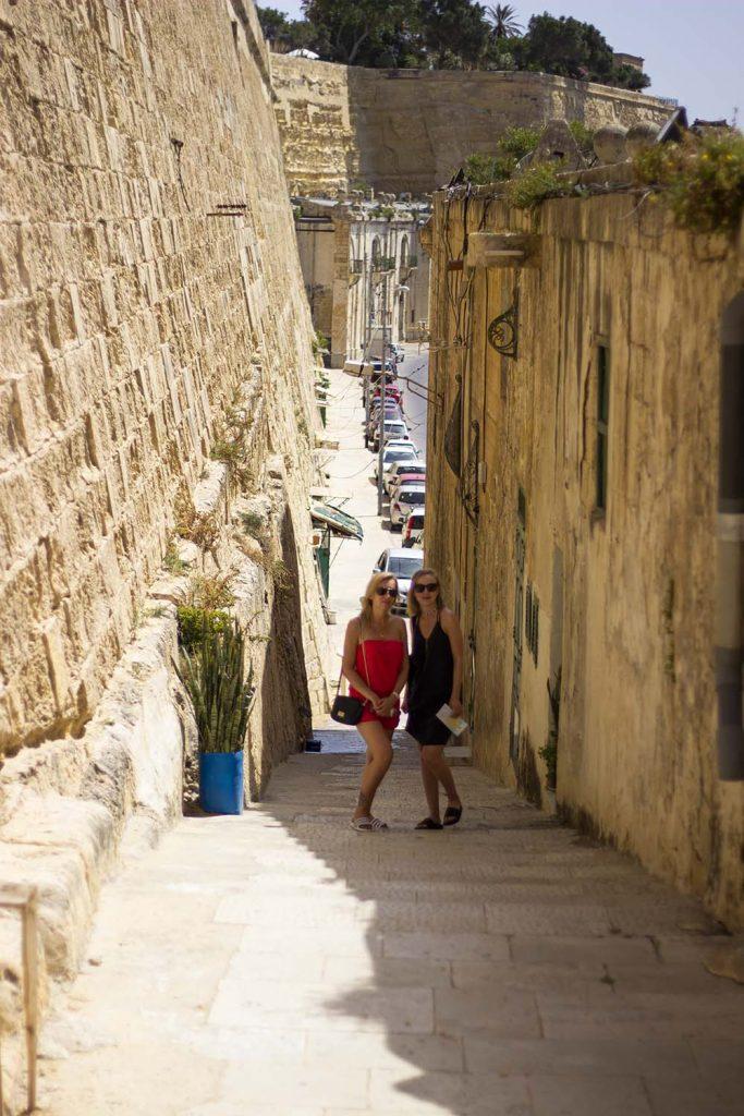 Malta Valletta najmniejsza stolica Europy blog podróżniczy