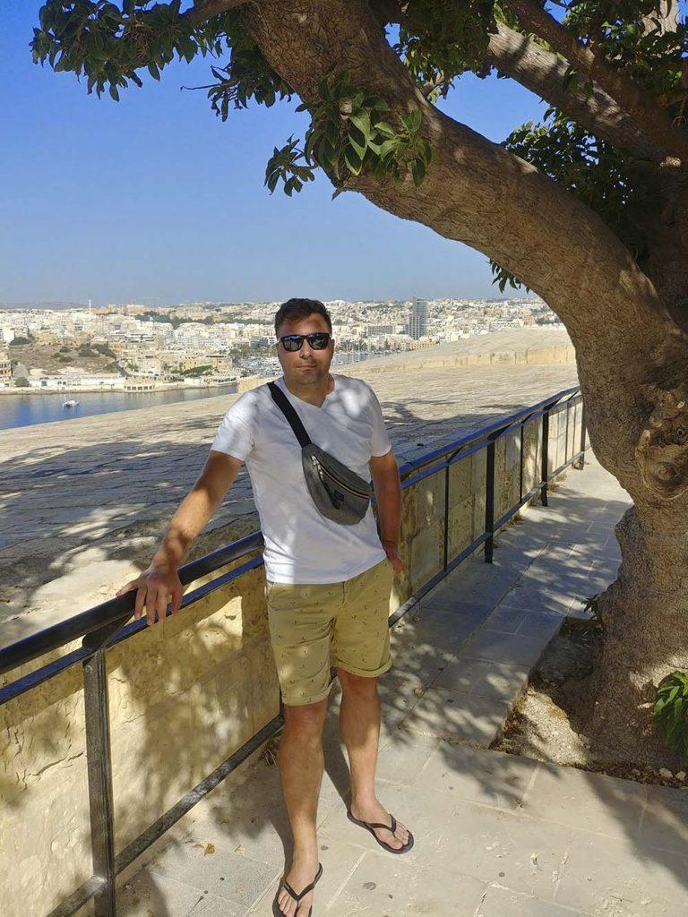 Valletta widoki i niesamowity klimat stolicy Malty