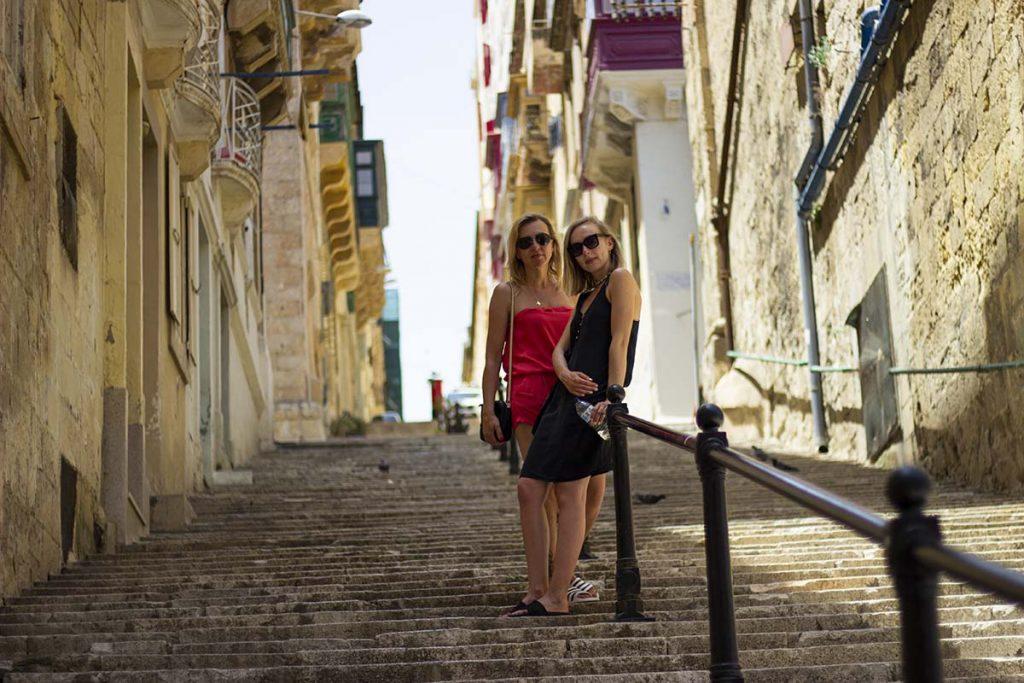 Valletta atrakcje zo zobaczyć co zwiedzić Malta
