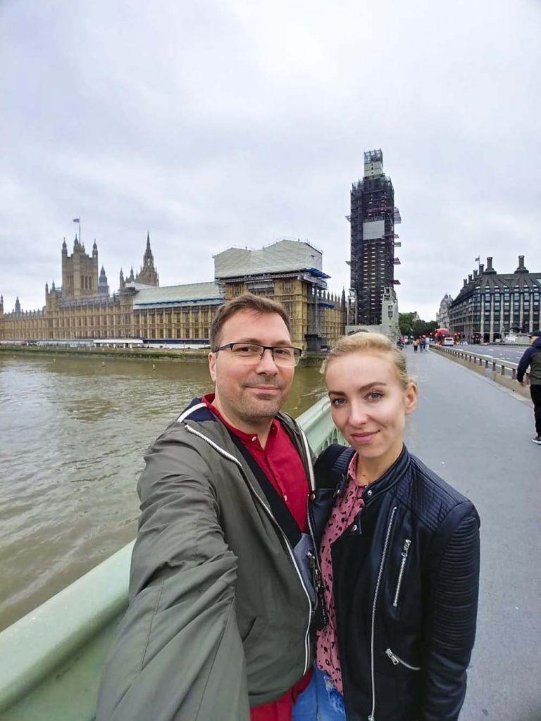 Big Ben w remoncie Londyn city break na weekend