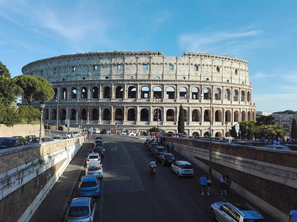 Rzym na własną rękę podróżniczy blog