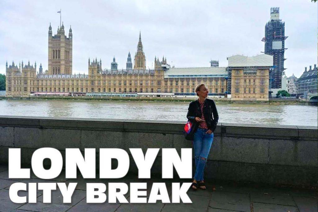 Londyn city break