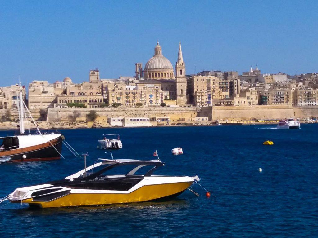 co warto zobaczyć na Malcie Valletta