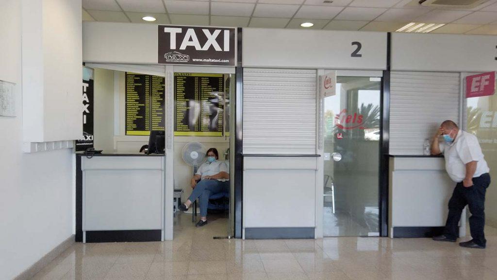 Malta taksówka z lotniska cena