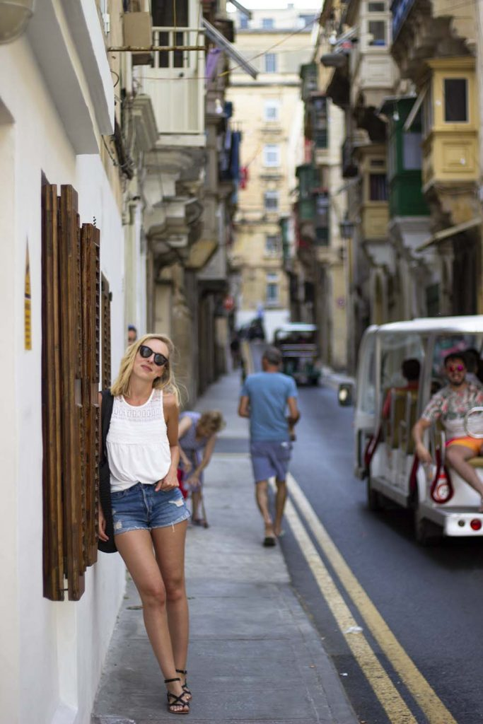 Co warto zwiedzić na Malcie Valletta stolica Malty