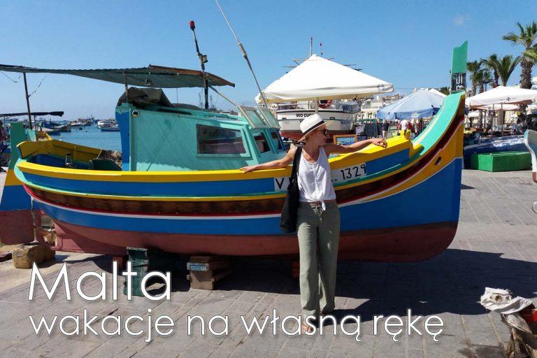 Malta wakacje na własną rękę bez biura podróży