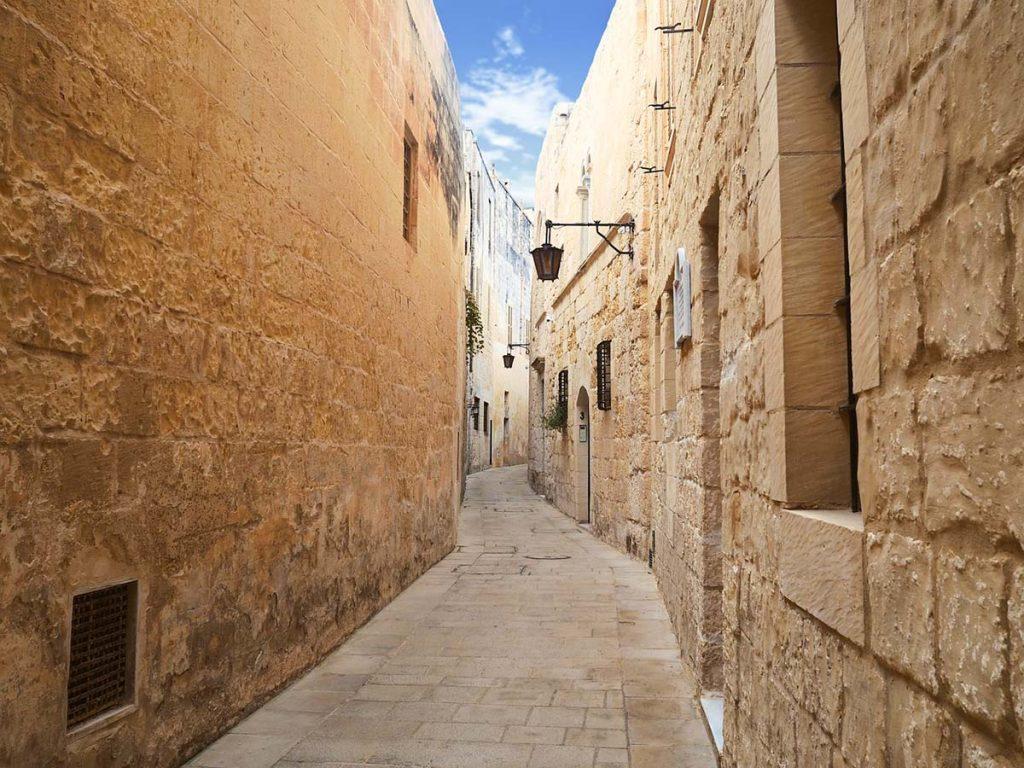 Mdina Malta miejsca które warto zobaczyć i zwiedzić