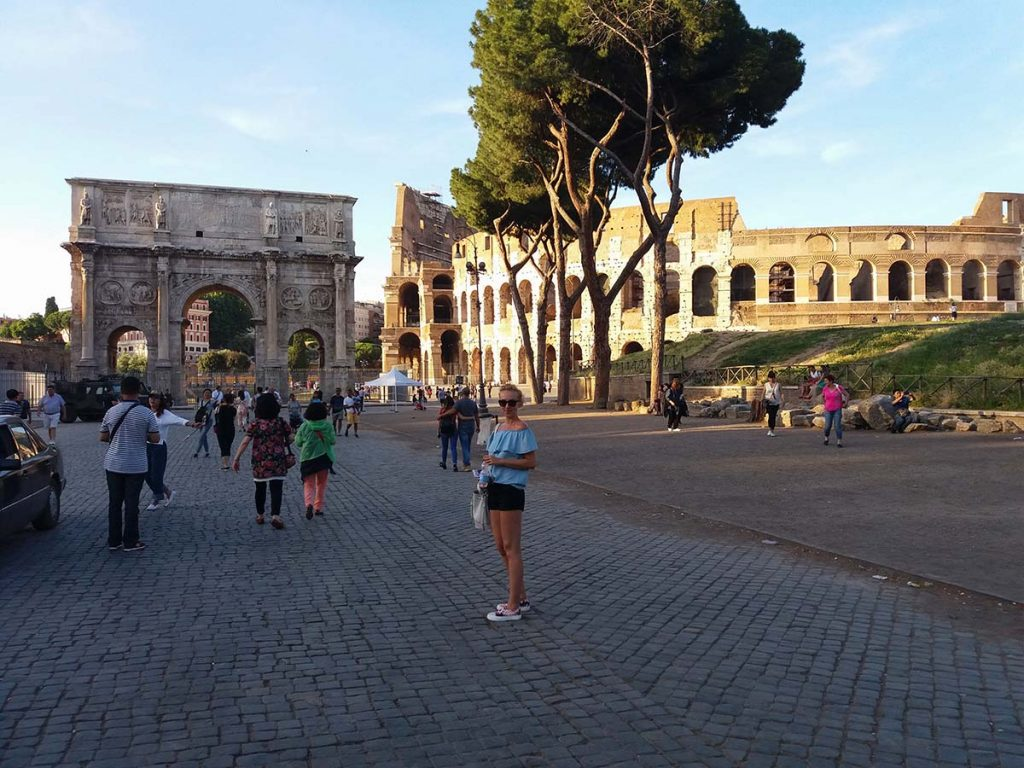 Weekend na własną rękę w Rzymie