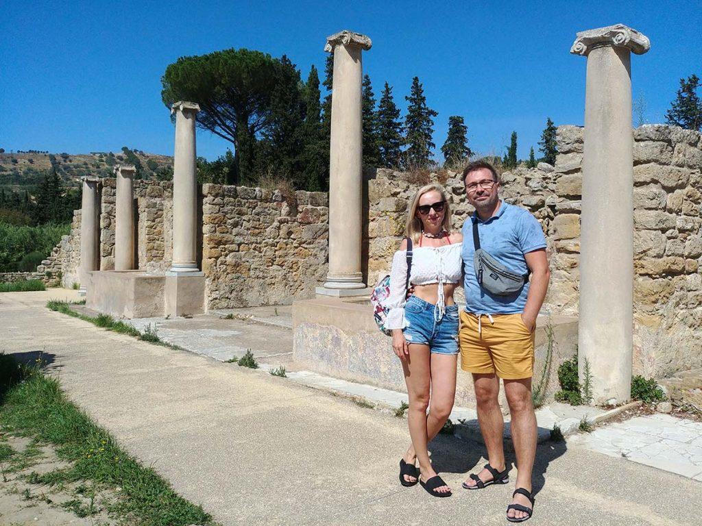 Villa Romana Sycylia atrakcje wschodniej części wyspy