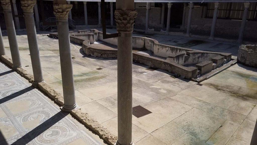 Villa Romana Sycylia podróże i zwiedzanie blog