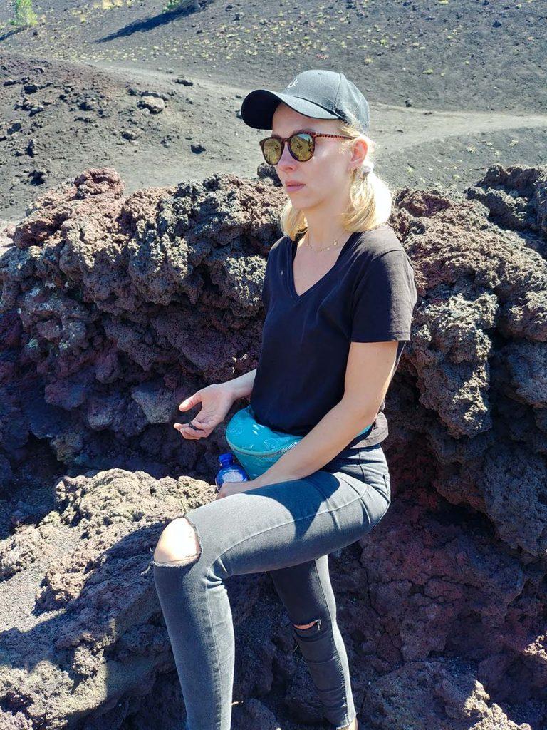 Wulkan Etna wycieczka na Etnę Sycylia