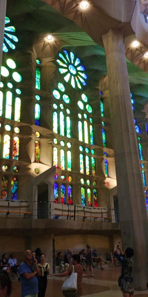Atrakcje Barcelony Sagrada Familia