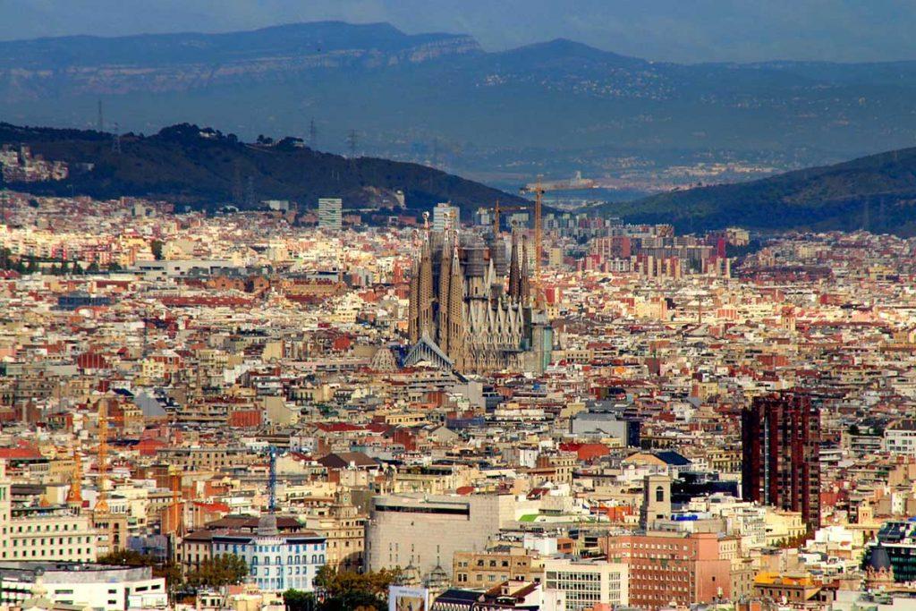 Barcelona city break weekend w stolicy Katalonii