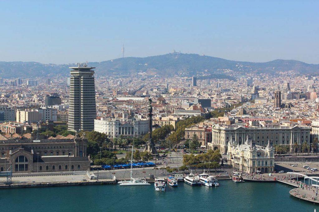 Barcelona najpopularniejsza ulica miasta La Rambla