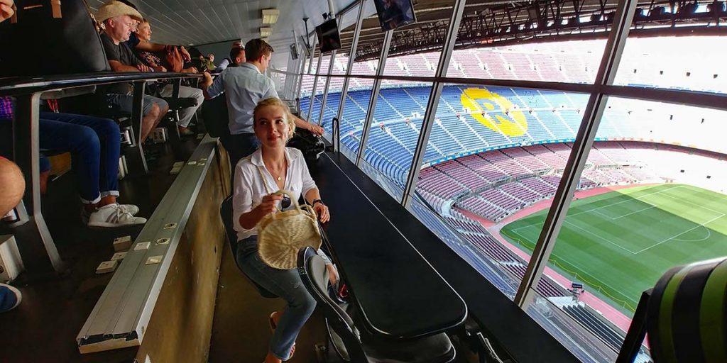 Barcelona Camp Nou atrakcje miasta w 2 dni