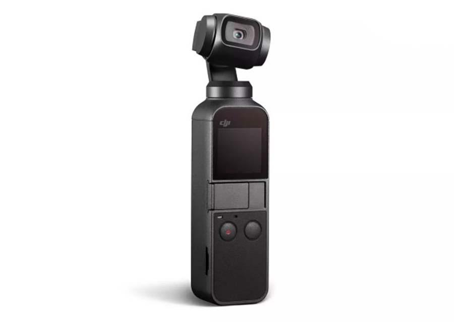 DJI Osmo Pocket mini kamera z gimbalem