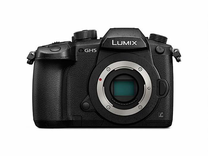 Aparat Panasonic Lumix GH5