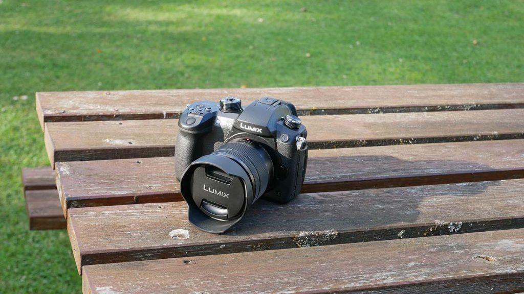 Panasonic Lumix GH% aparat fotograficzny do zastosowań wideo