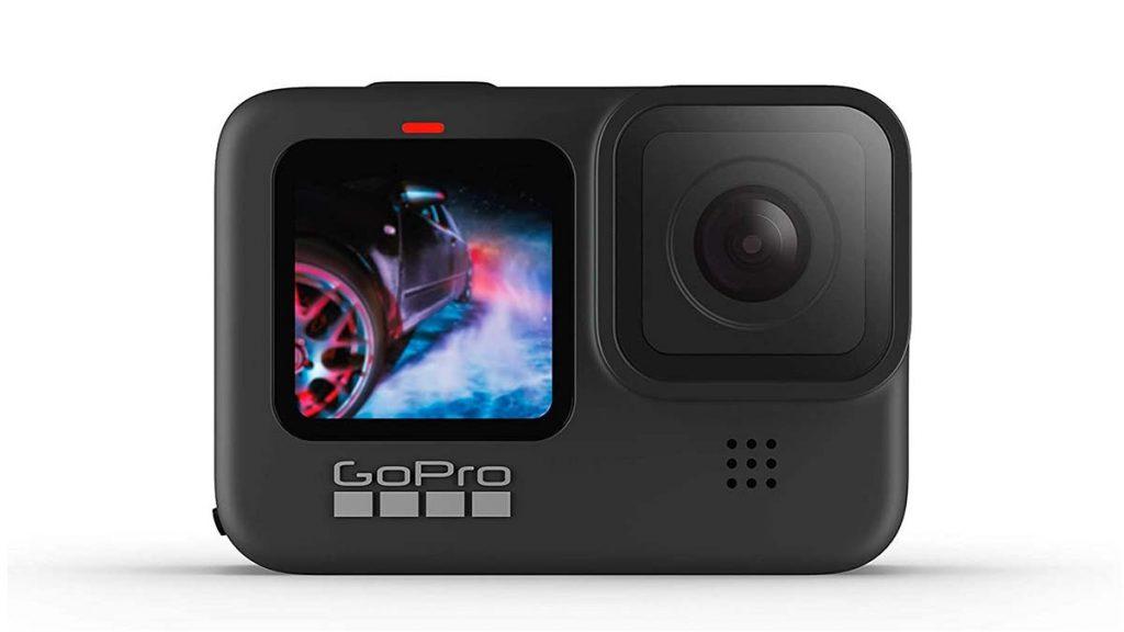 Sprzęt wideo przydatny w podróżach kamerka action cam GoPro Hero 9
