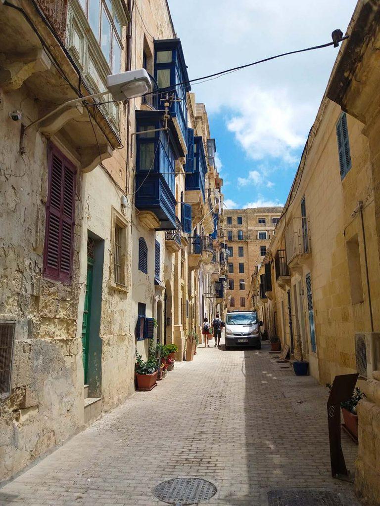 Valletta weekend w stolicy Malty