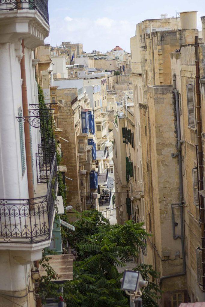 Weekend na Malcie Valletta stolica wyspy
