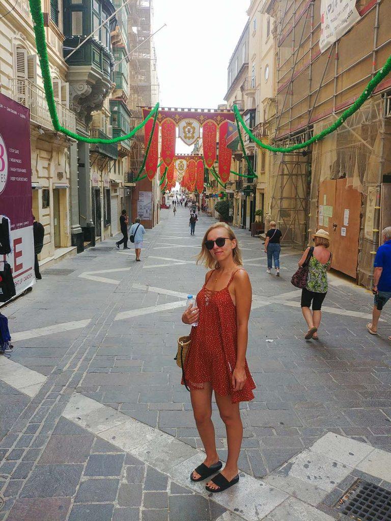 Malta Valletta na weekendowy city break