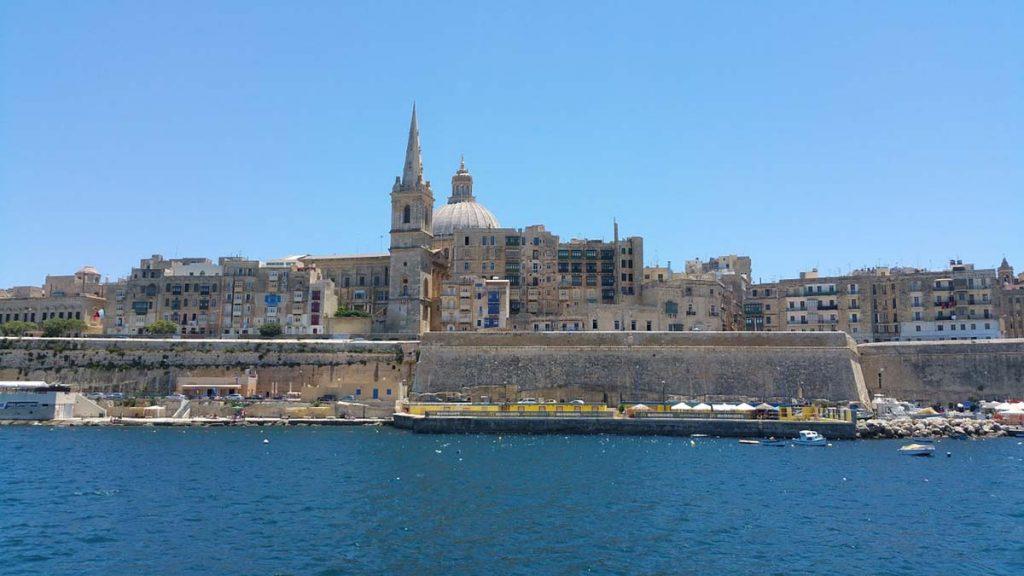Malta Valletta city break