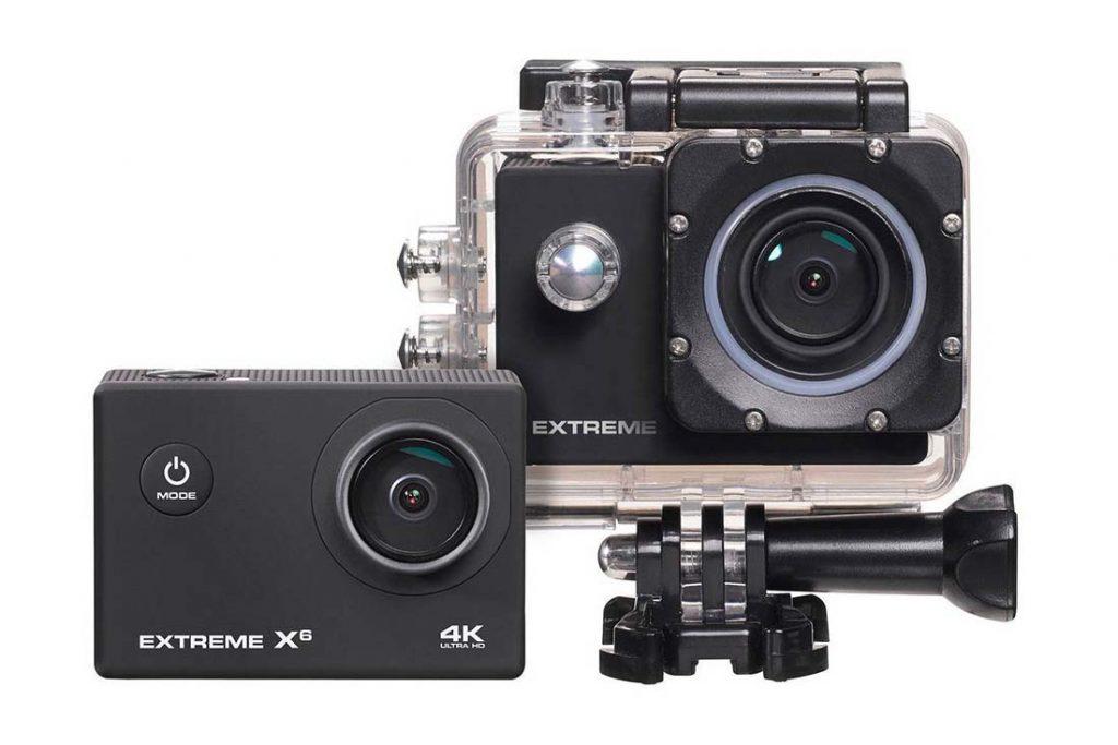 Kamera action cam Nikkei X6 Extreme wodoodporna kamera na podróże