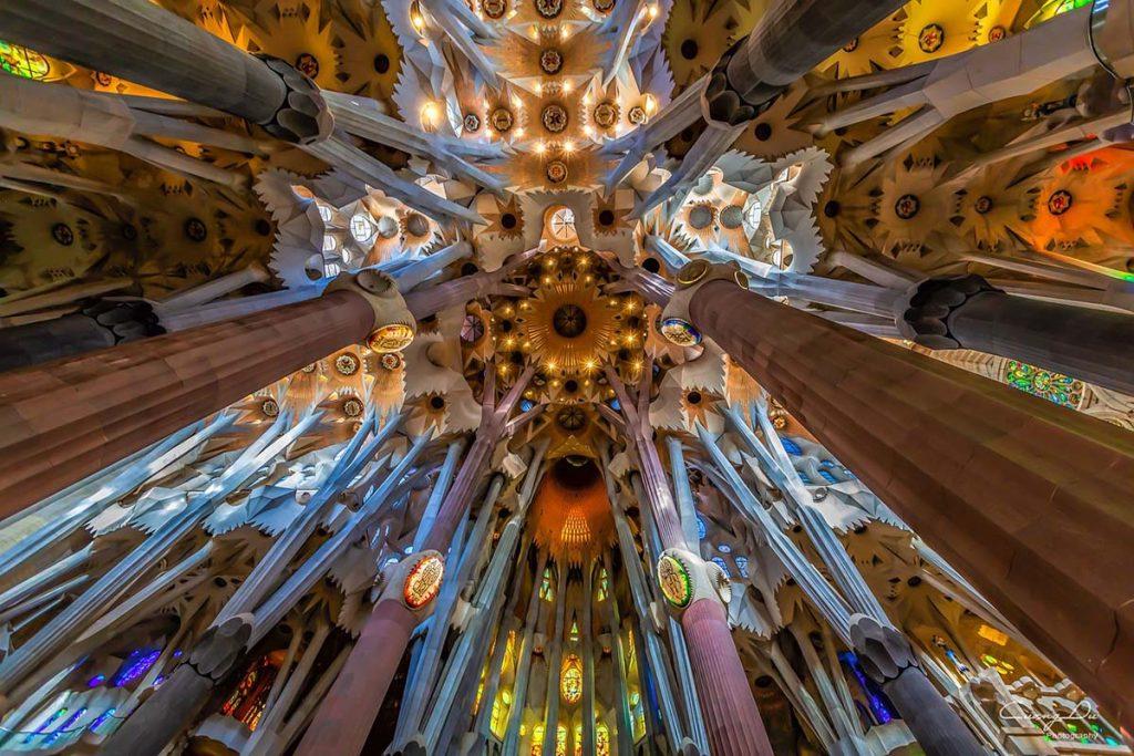 Barcelona atrakcje w 2 dni Sagrada Familia świątynia