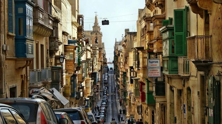 Valletta Malta city break czyli weekend na Malcie