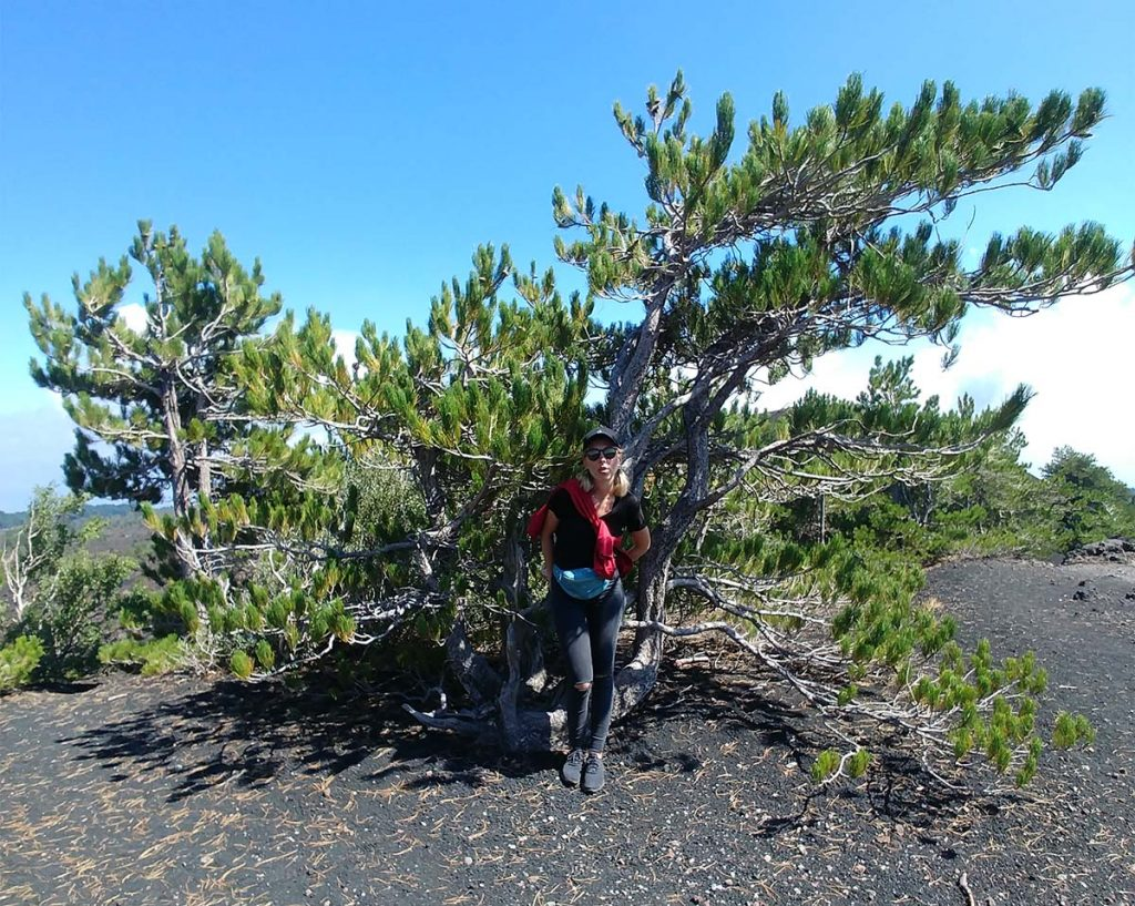 Wycieczka na wulkan Etna Sycylia