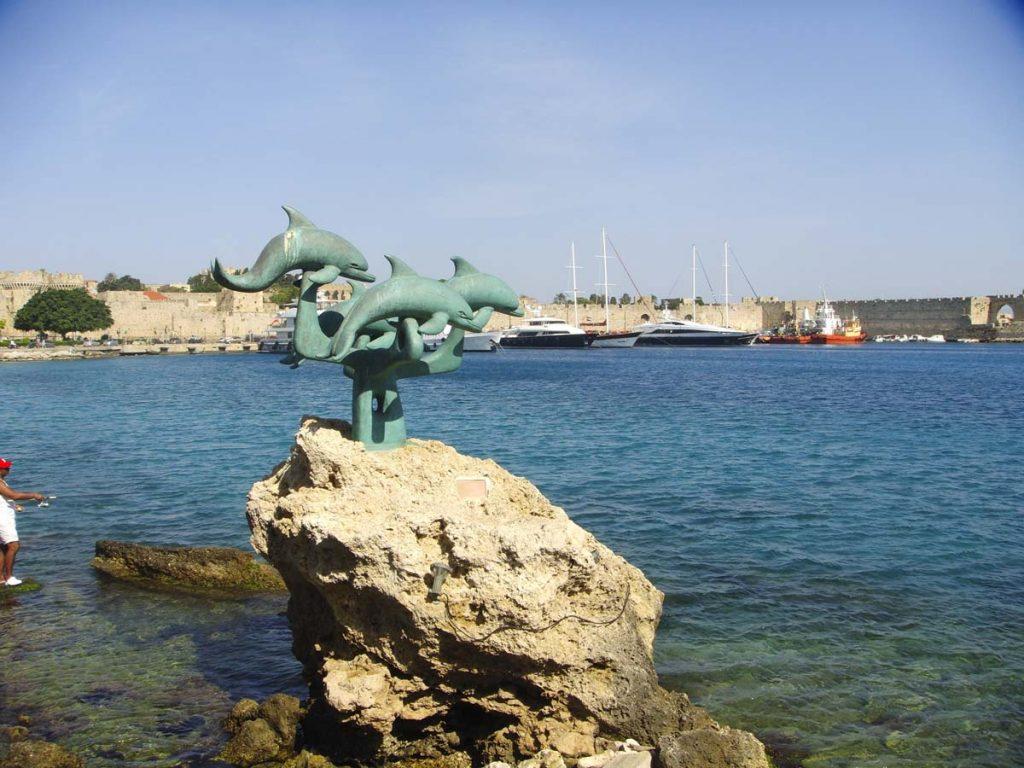 grecja rodos blog podrozniczy Rodos wakacje
