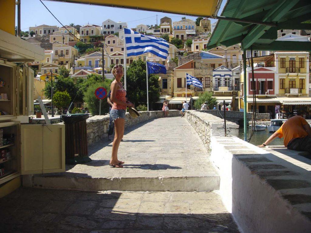 Grecja wakacje Simi rejs z Rodos
