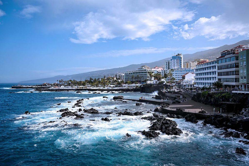 Teneryfa wycieczka na własną rękę blog podróżniczy Puerto de la Cruz