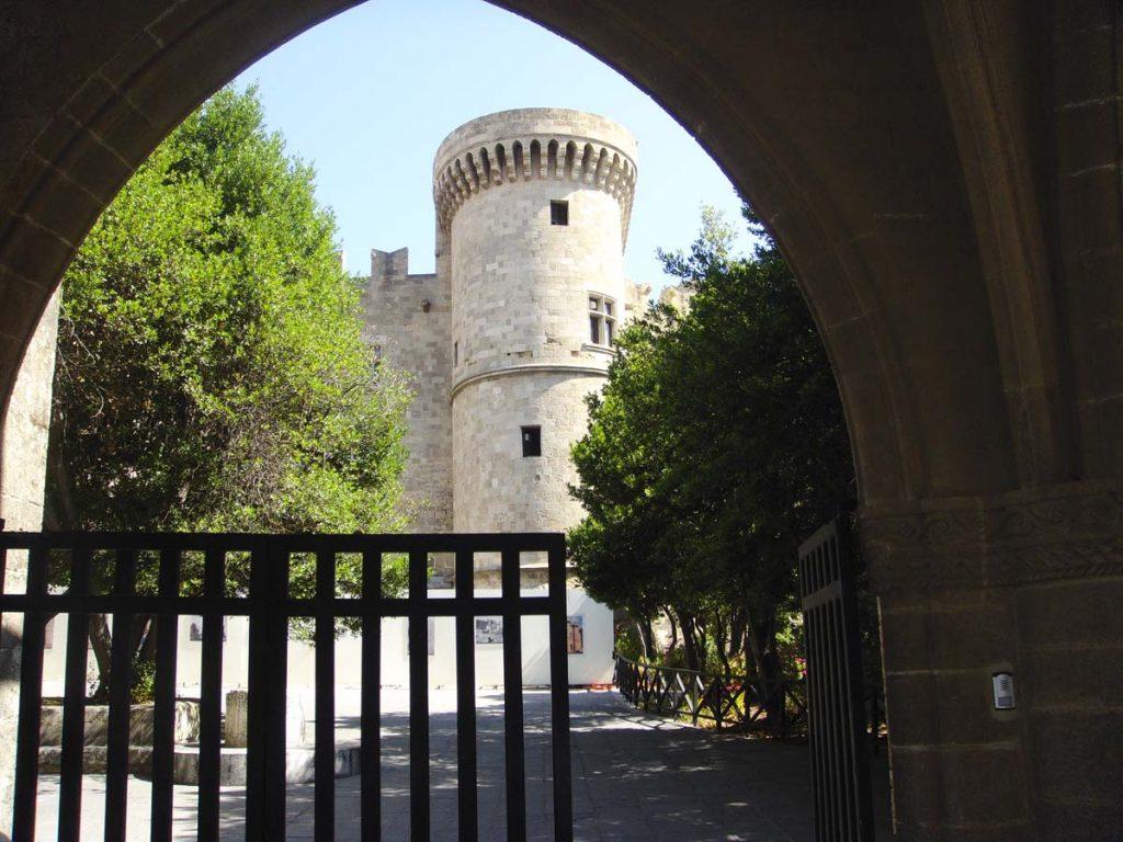 rodos grecja atrakcje Rodos wakacje