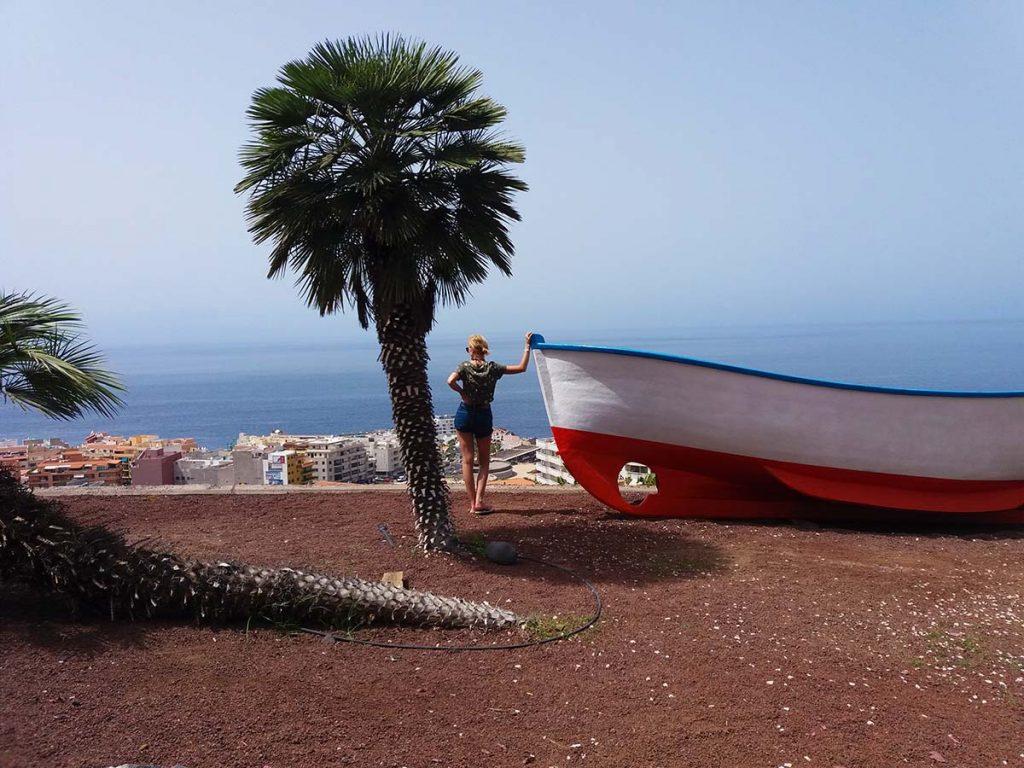 Teneryfa południe okolice Los Gigantes wakacje blog podróżniczy