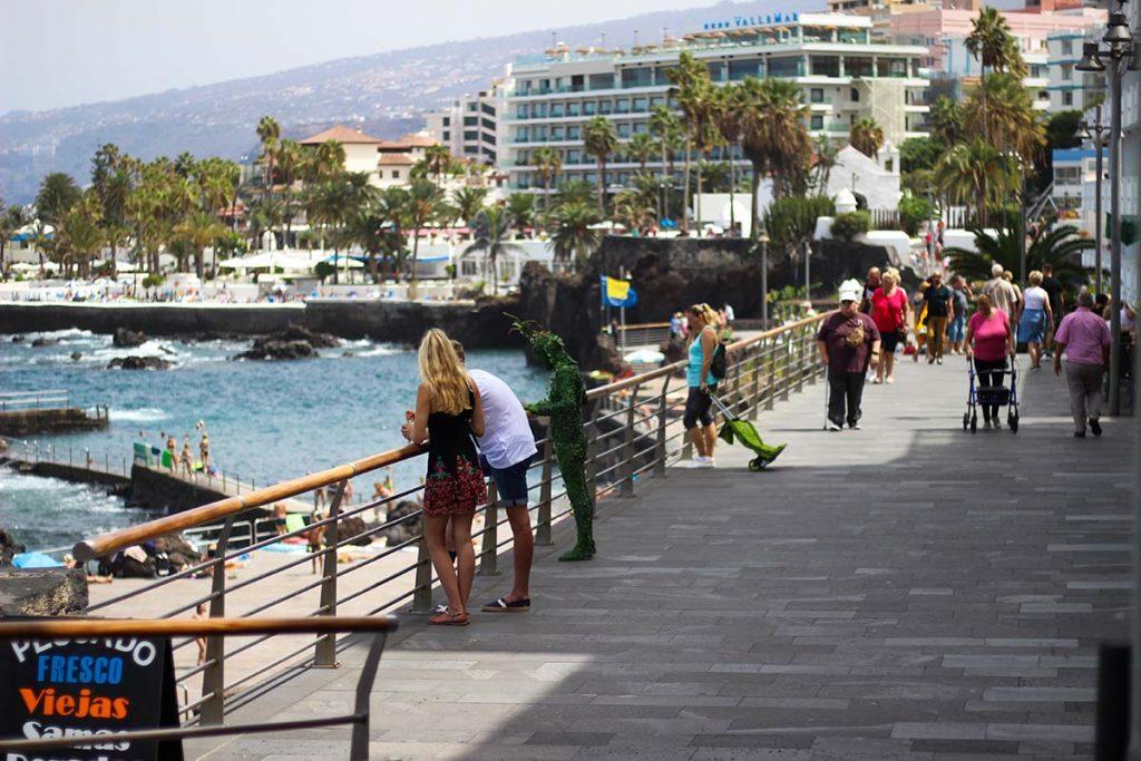 teneryfa polnocna czesc wyspy puerto de la cruz wycieczka Teneryfa wakacje