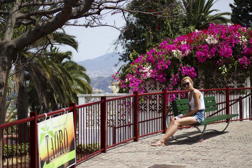 teneryfa puerto de la cruz blog podrozniczy wakacje Teneryfa wakacje