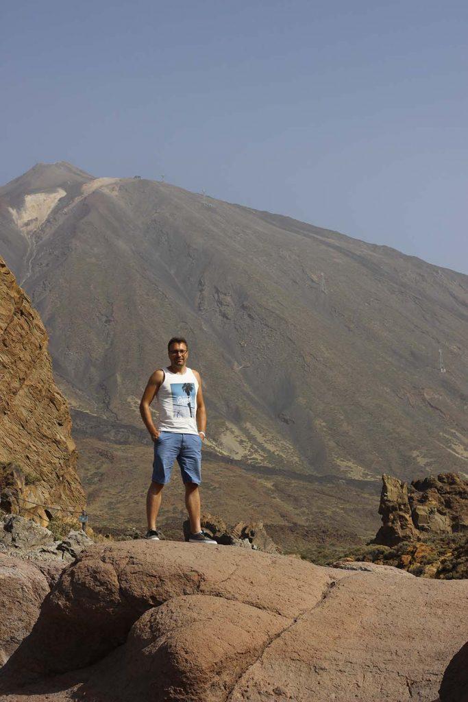 Teneryfa wakacje na własną rękę wulkan Teide