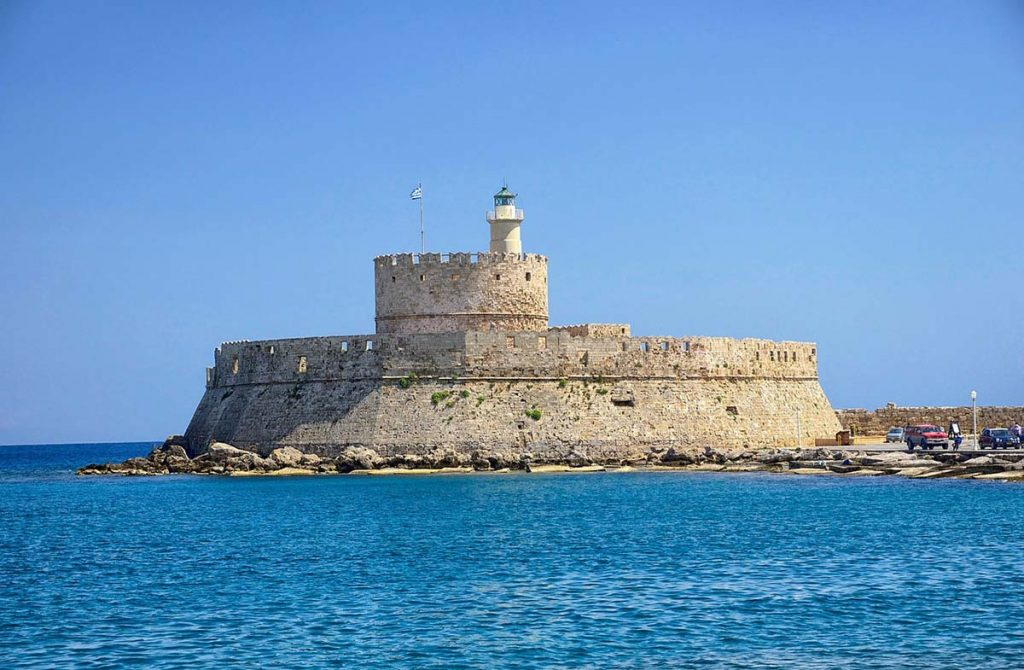 Rodos wakacje Grecja blog podróże