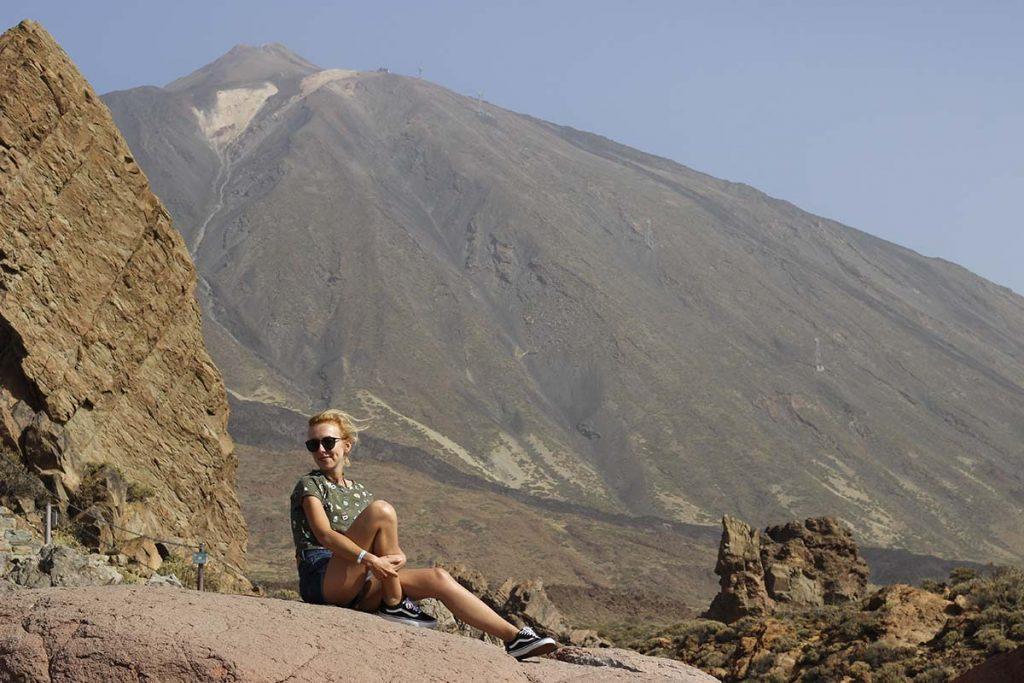 Wulkan Teide na Teneryfie blog podróżniczy