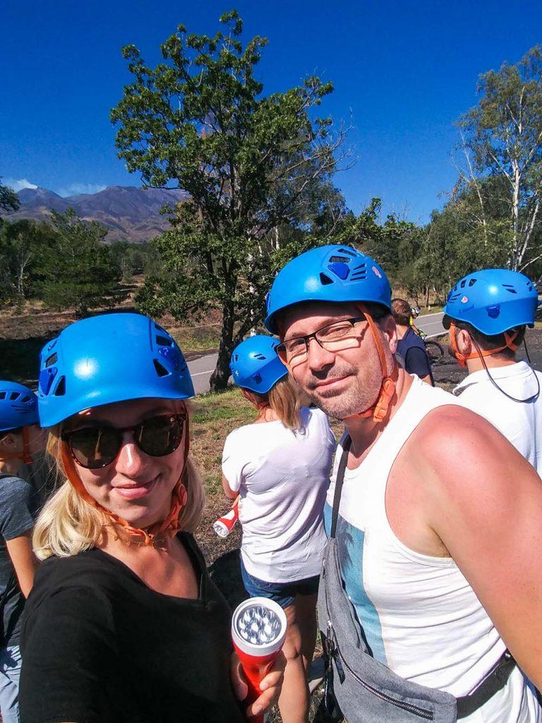 Wycieczka na wulkan Etna Jeepami z firmą GoEtna Sycylia